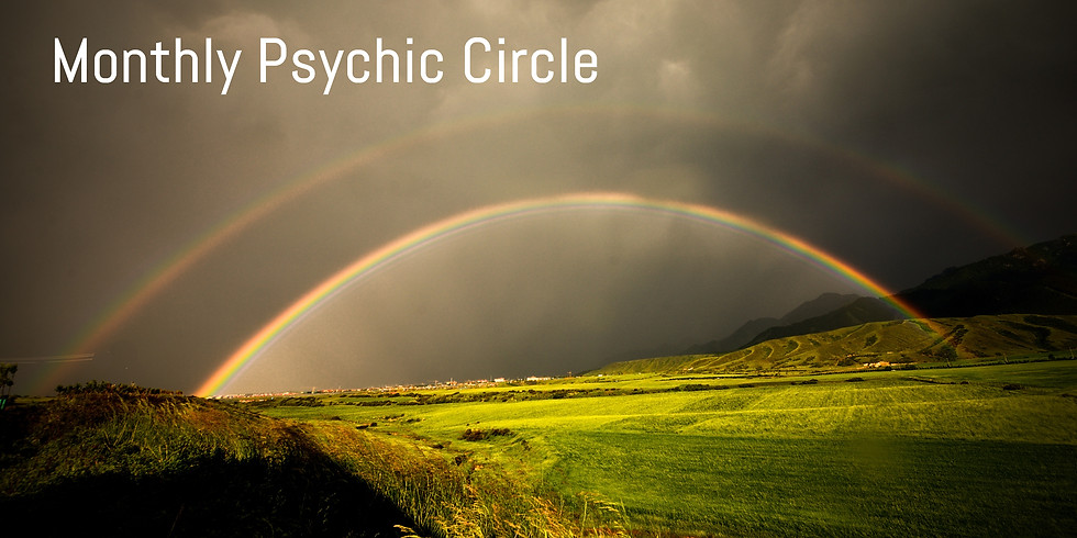 Monthly Psychic Circle @Hope Ethereal - April