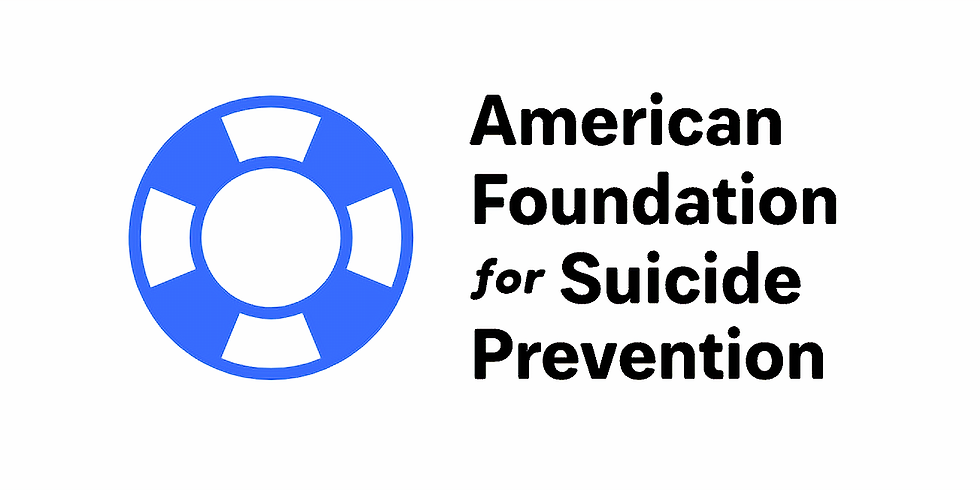 An Afternoon of Mediumship to benefit American Foundation for Suicide Prevention