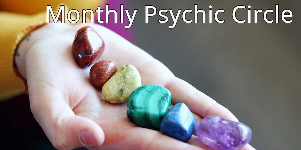 Monthly Psychic Circle @Hope Ethereal - Feb