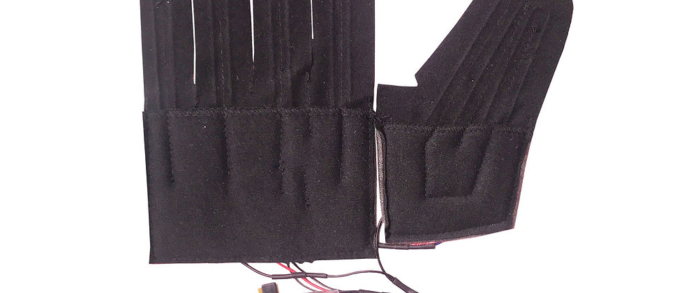 GLOVES HEATING SYSTEM
