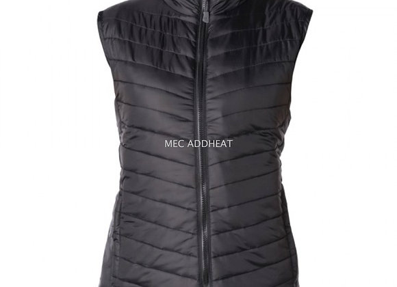 Heated Puffy Vest - Women 8509W