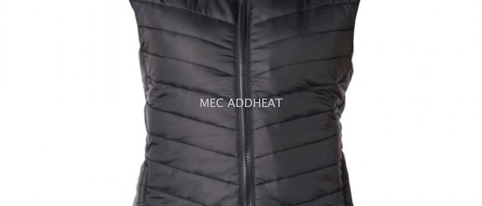 Heated Puffy Vest - Women 8509W