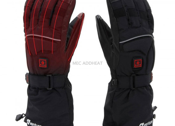 Battery Heated Snow Gloves