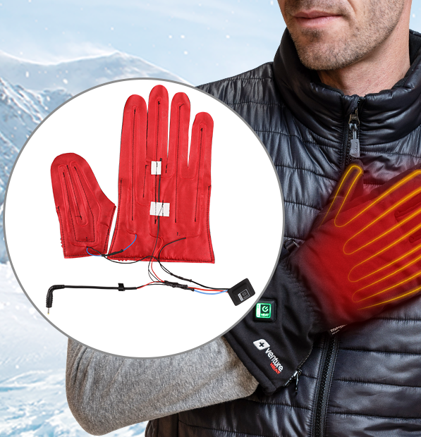 Gloves & Boots Heating Systems
