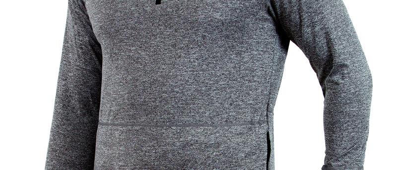 Heated Pullover - BaseLayer Top