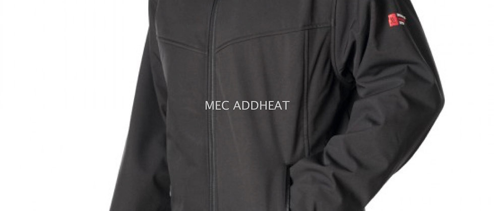 Heated Softshell Jacket - Men - 8505