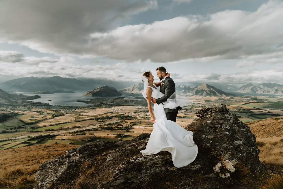 Wanaka wedding photographer Choice Studios