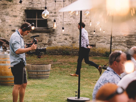 Why wedding videography is important.