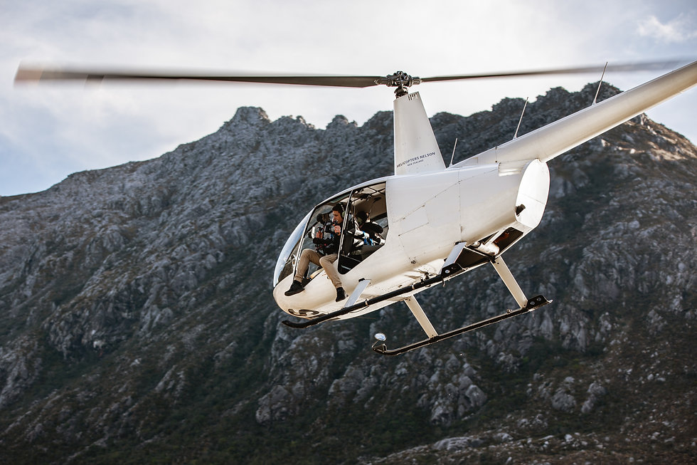 Nelson Helicopters, Nelson Photographer