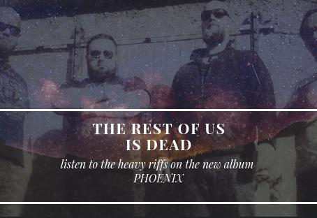 Listen to the heavy riffs on Phoenix