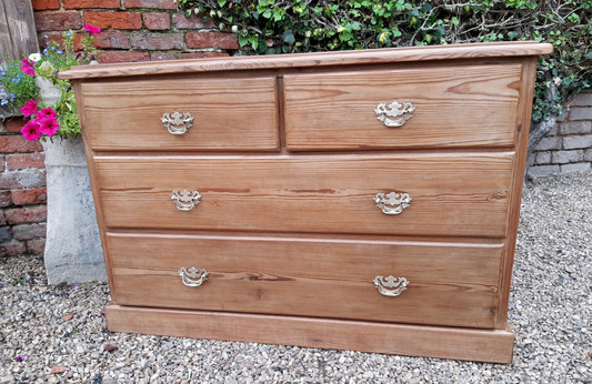 Edwardian Chest of Drawers £265