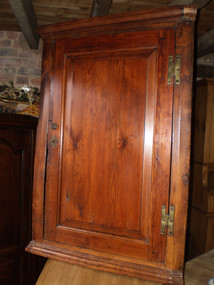 Pine Corner Cupboard £185