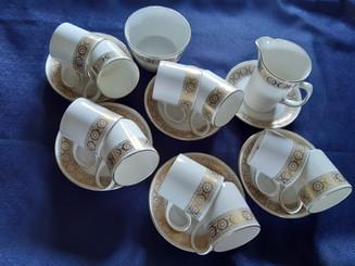 Wedgwood Marguerite Coffee 10 piece Set