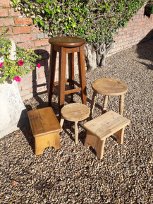 Selection of Stools
