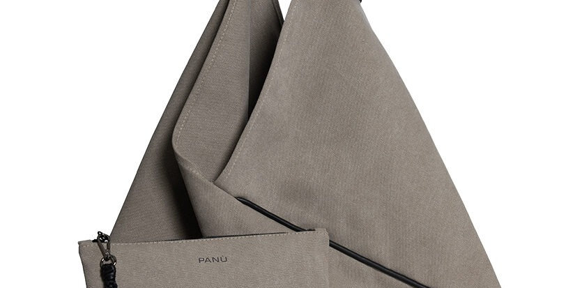 Triangolare in lino