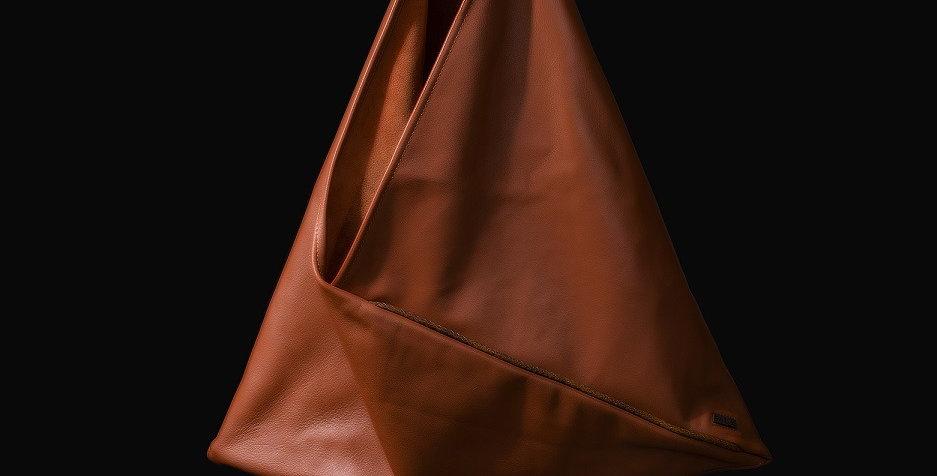 Triangolare - Marrone