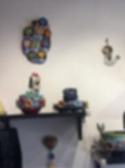 Lilia Venier Ceramics Laguna Beach