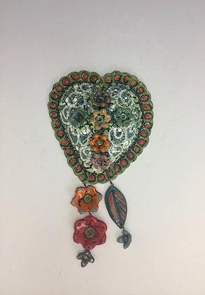 Heart Tile V - SOLD