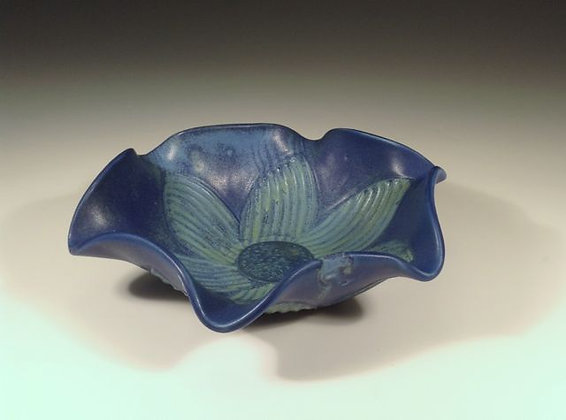 Bowl 2 - SOLD- Bowl with Flower