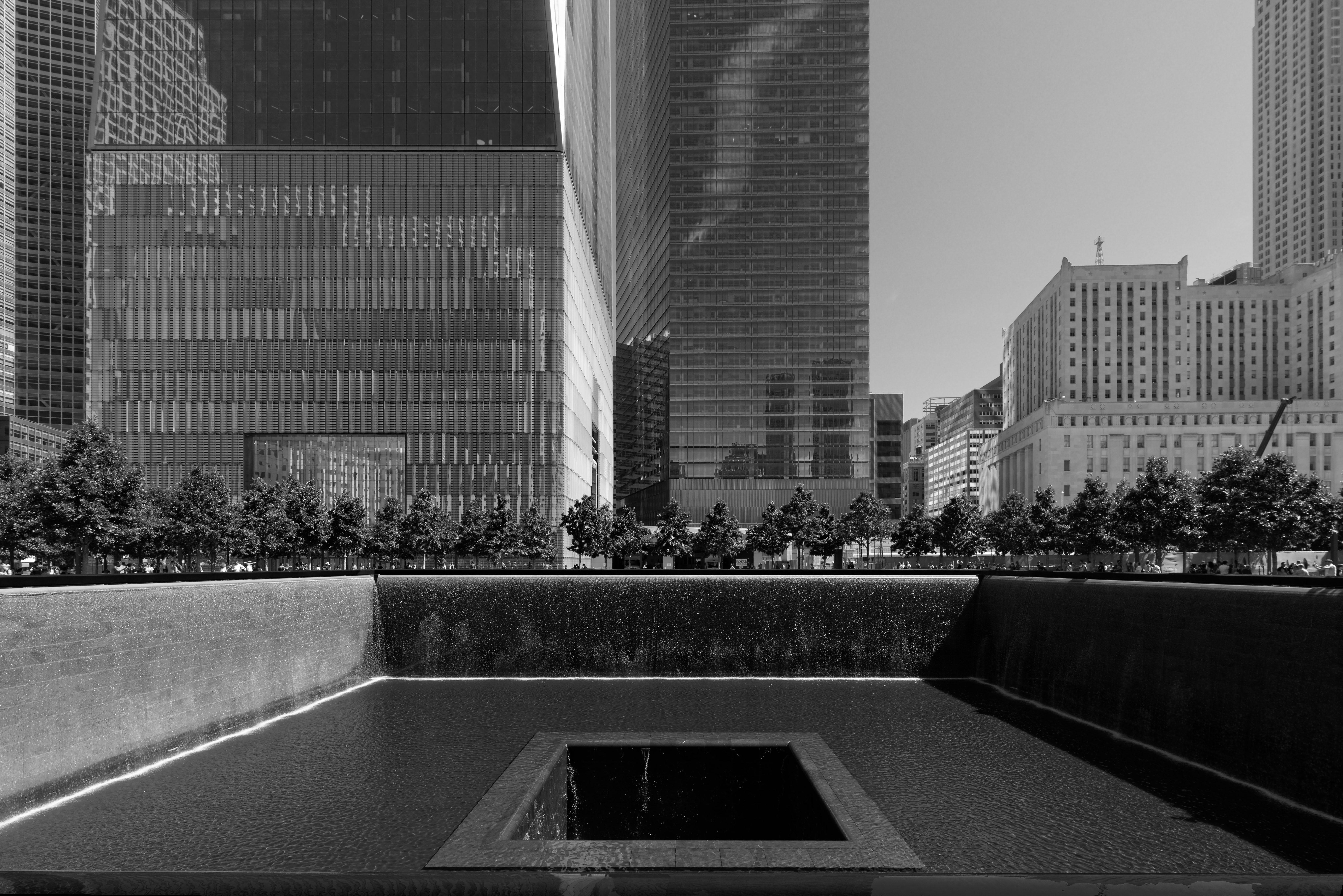 South Pool _ 9/11 Memorial