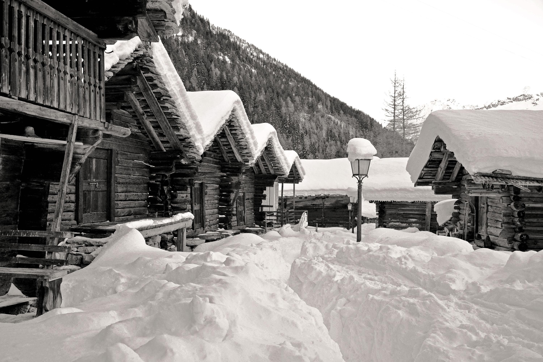 Dorf Village _ Macugnaga
