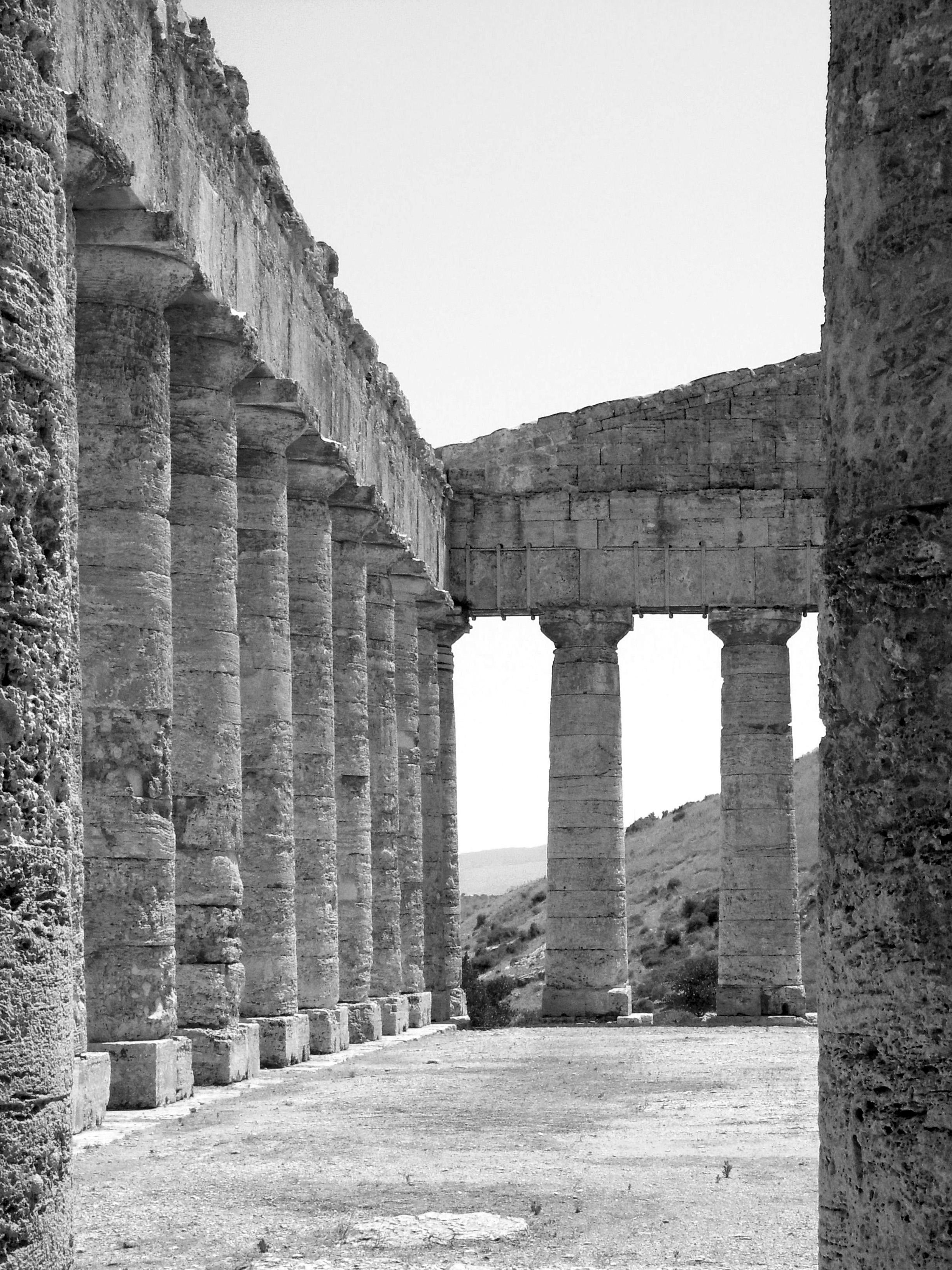 Doric temple _ Segesta