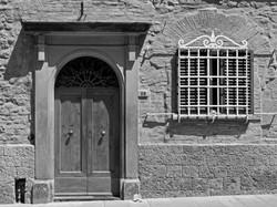 Entrance _ Pienza