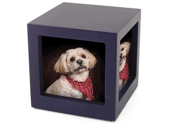 Photo Cube: Lg (Pets 50 - 90 lb)