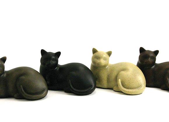 Cozy Cat Urn Series
