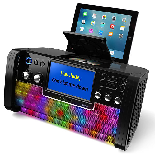 Easy Karaoke Bluetooth Karaoke Machine