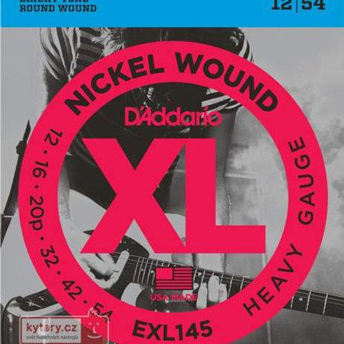 D'Addario ELX 145