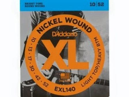 D'Addario ELX 140