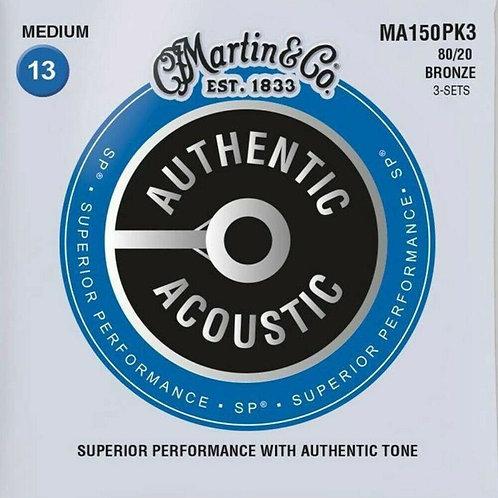 Martin Strings MA150 3 pack 13-56