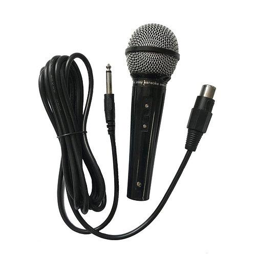 Easy Karaoke Microphone - Black