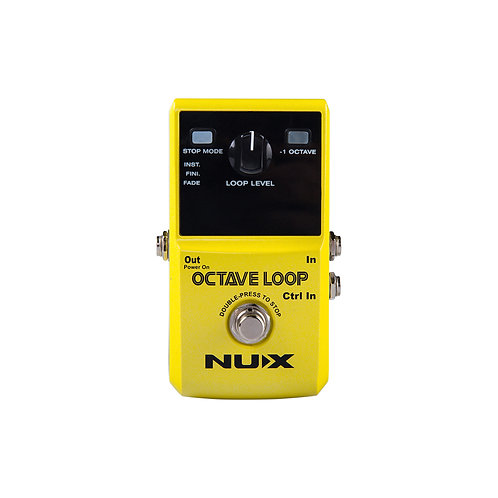NUX Octave Looper