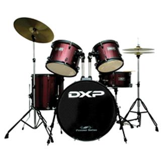 DXP 525T Drum Kit / Wine Red
