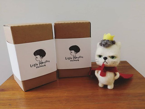 New packaging. _#pipimiao #littlepoupees