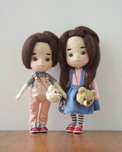 Customer order for her cute daughters_#c