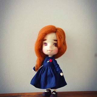 #littlepoupees #littlepoupeestudio #doll