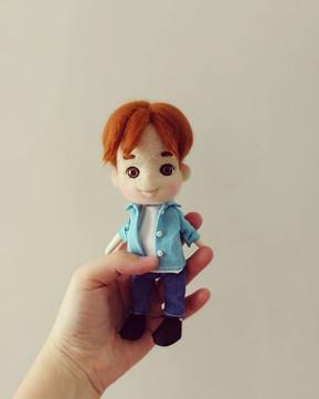 Hey, little guy ~_#littlepoupeestudio #d