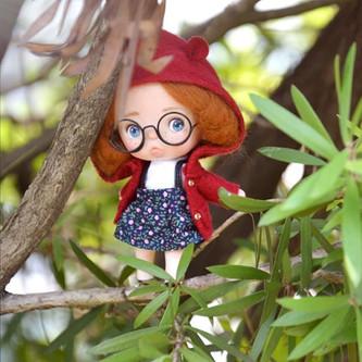 Tiny 10cm ~~_#doll #tinydoll #littlepoup