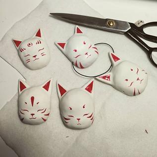 12 days more ~_#foxmask #littlepoupeestu