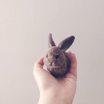 A custom order._#rabbit #bunny #needlefe