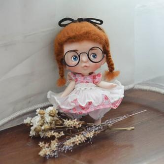 10cm doll _#tinydoll  #娃娃 #人形 #doll #cut