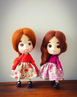 #littlepoupees #doll #ooakdoll #girl #ne