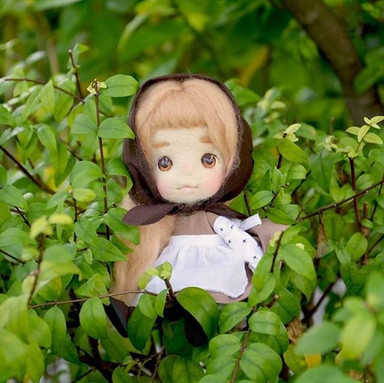 Middle doll - 18cm, see you soon ~~_#dol