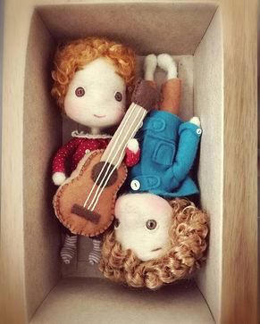 #needlefelting #doll #littlepoupees  #cu