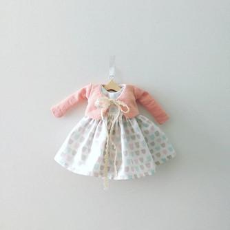 Dress._#littlepoupeestudio #dress #pink