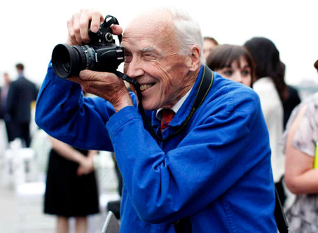 Capturing Those Exquisite Moments of Style (Review: THE TIMES OF BILL CUNNINGHAM)