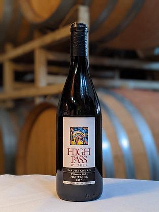 2017 Zauberberg Pinot Noir